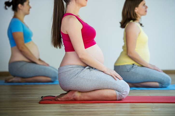 Pregnancy Yoga Blue Mountains & Penrith