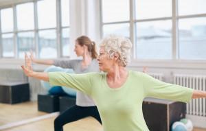 Seniors Yoga Blue Mountains & Penrith